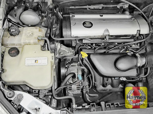 Illustration of step: Locate the engine oil dipstick and wipe clean with a paper towel - step 2