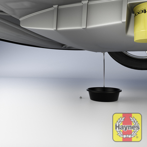 Illustration of step: Don't forget to have a suitably sized receiving tray in place - step 2