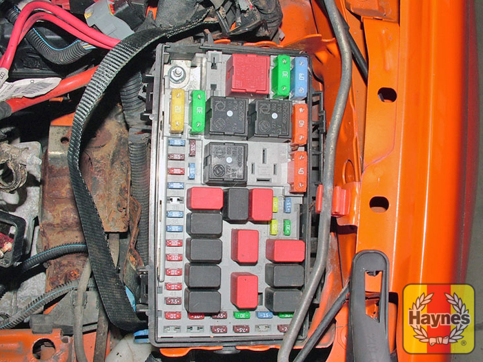 fiat stilo fuse box problems