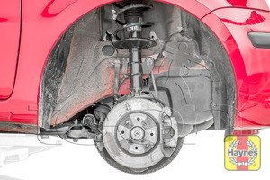 Illustration of step: Now remove the wheel - step 3