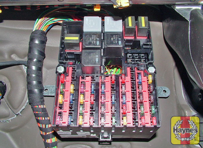ford fiesta zetec fuse box ford fiesta (2002 - 2008) 1.4 tdci - fusebox and ... ford fiesta 56 fuse box