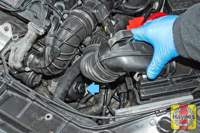 Ford Fusion 2002 2012 1 4 TDCi Oil filter change