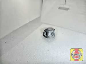 Illustration of step: Check the efficiency of the washer jet nozzles - step 5