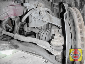 Illustration of step: Now quickly check all the brake pipes for condition - step 8