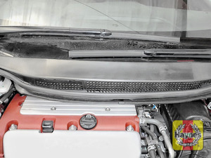 Illustration of step: Check all the air intakes, and remove any debris - step 6