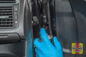 Illustration of step: Why not lubricate your hinges? Use a can of lithium grease, and spray a very small amount onto each door hinge, and don't forget the bonnet catch - step 4