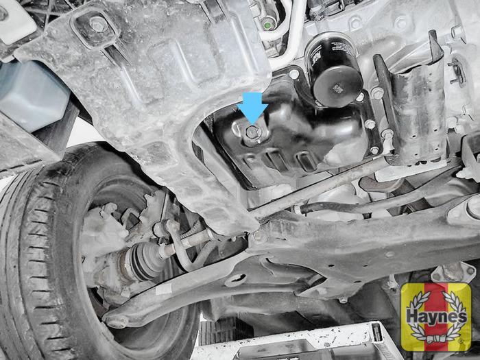 Hyundai I20 2009 2015 125 Oil Change Haynes Publishingrhhaynes: Hyundai Oil Drain Plug Location At Elf-jo.com