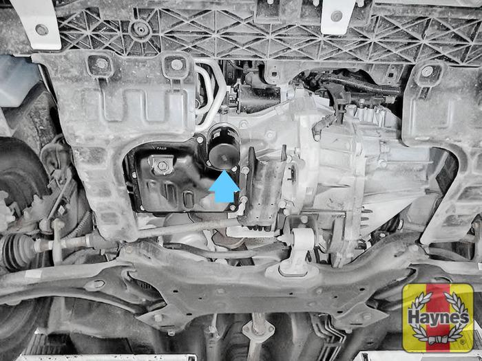 Hyundai I20  2009 - 2015  1 25 - Oil Filter Change