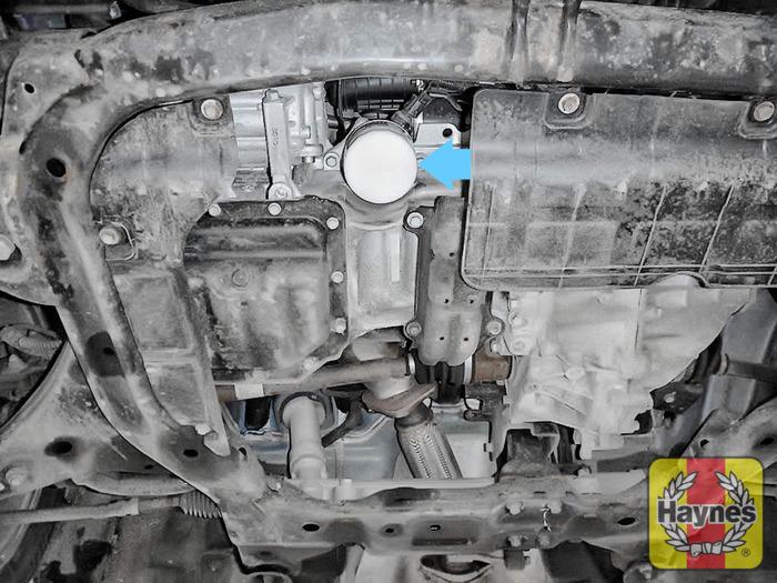 Excellent Nissan 350z Oil Filter Location Images Best