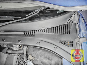 Illustration of step: Check all the air intakes and remove any debris - step 7