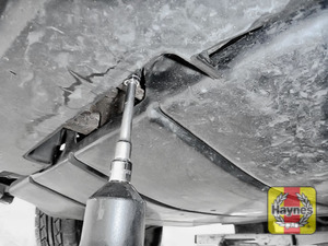 Illustration of step: You will need to remove the sump cover - step 1