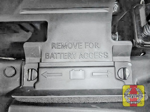 Illustration of step: firstly, you will need to remove the battery cover - step 2