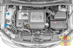 Illustration of step: Underbonnet View - Is this your engine? - step 4