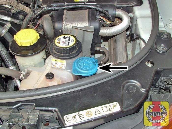 Land Rover Discovery 2004 2009 2 7 Tdv6 Fluid Level