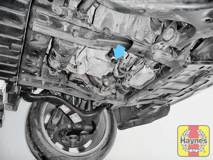 Land Rover Range Rover Sport TDV Oil Change - Land rover oil change