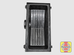Illustration of step: View of the air filter cover - step 13
