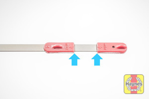 Illustration of step: MAX-MIN dipstick positions - step 8