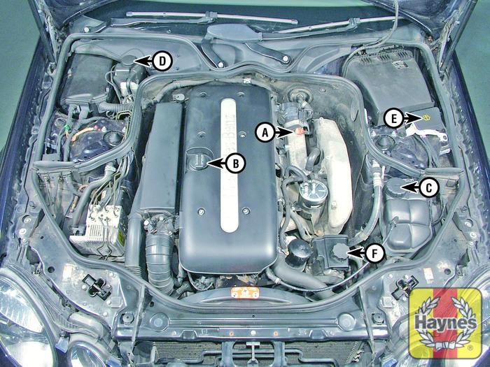 Mercedes benz e class 2002 2010 e270 cdi 2 7 fluid for 2010 mercedes benz e350 motor oil