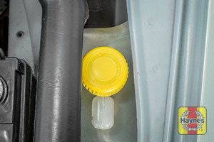 Illustration of step: When finished replace the cap securely - step 4