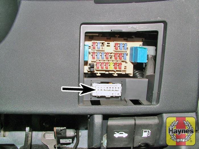 Qashqai Fuse Box Location : Nissan qashqai  dci identifying fault
