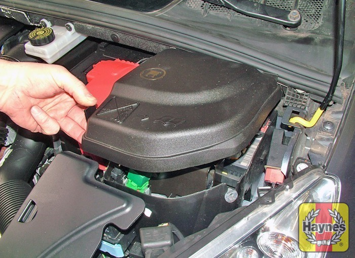 Peugeot 308 Fuse Box Guide : Peugeot  hdi fusebox and diagnostic