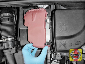 Illustration of step: Replace the battery cover - step 5