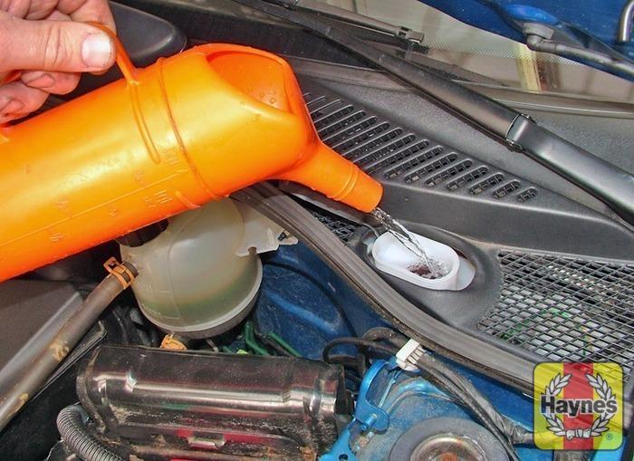 Renault Clio 2001 2005 1 5 Dci Fluid Level Checks