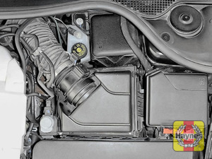 Illustration of step: Reassemble the air filter housing  - step 8