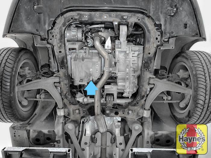 Saab 9-3 (2002 - 2007) 1.9 TiD - Oil change - Haynes Publishing