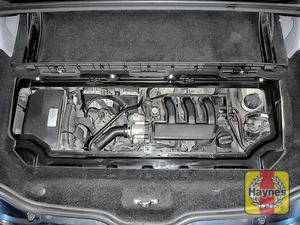 Illustration of step: General view of the engine bay - step 9