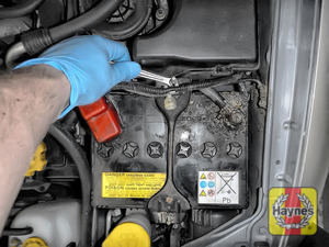 Illustration of step: A 10mm socket is needed - step 6