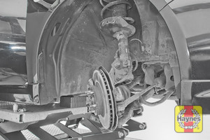 Illustration of step: Now quickly check all the brake pipes for condition, check for any leaks, also inspect the rubber gaitors for integrity - step 6