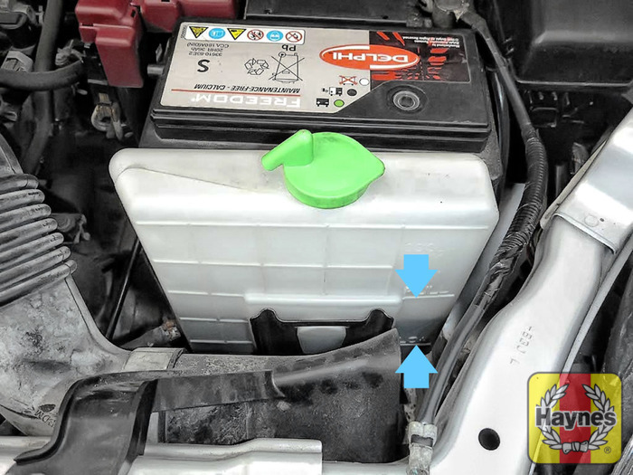Suzuki Engine Coolant : Suzuki swift checking coolant level