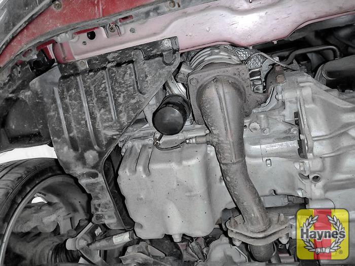 suzuki samurai fuel filter location suzuki swift (2004 - 2011) 1.6 vvt - oil filter change ... suzuki swift fuel filter location