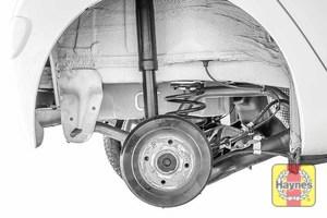 Illustration of step: This model has drum brakes - step 9