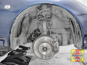Illustration of step: Now the remove wheel - step 3