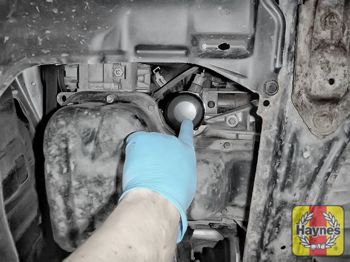 Awesome Toyota Corolla Oil Filter Location Contemporary - Best Image ...