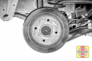 Illustration of step: This model has drum brakes - step 9