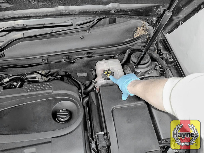 Checking Car Battery Water
