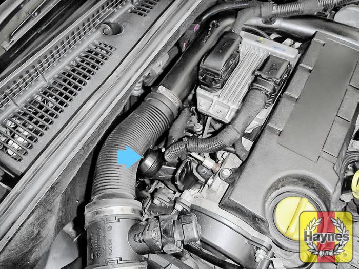 Vauxhall Meriva 2003 2010 17 Cdti Oil Filter Change