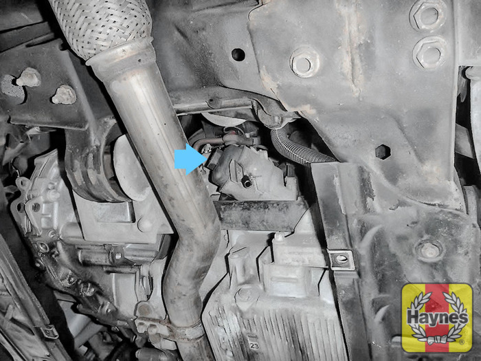 Vauxhall Vectra 2002 2005 19 Cdti Oil Filter Change