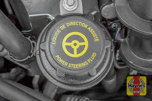 Illustration of step: When finished, replace the cap securely  - step 4