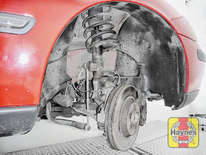 Illustration of step: Now quickly check all the brake pipes for condition - step 7