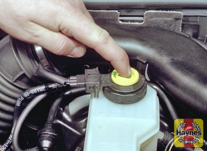 Ford Ka  Endura E Fluid Level Checks