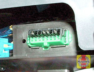 Illustration of step: Unclip the panel from the drivers side of the facia to access the 16-pin diagnostic socket - step 2