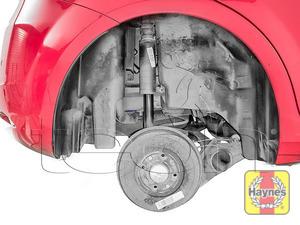 Illustration of step: This model has drum brakes - step 10