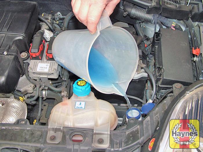 Fiat Punto 2006 2015 1 2 Fluid Level Checks Haynes