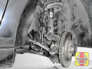 Illustration of step: Now quickly check all the brake pipes for condition, check for any leaks, also inspect the rubber gaitors for integrity - step 8