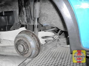Illustration of step: This model has drum brakes - step 10