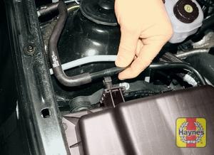 Illustration of step:   - 2.2 litre engines - step 9